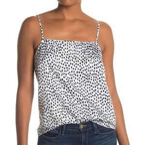 NEW J. Crew Printed Woven Camisole XS